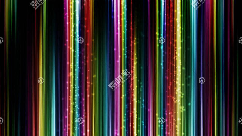 抽象,华美,光谱,数字艺术,线92953