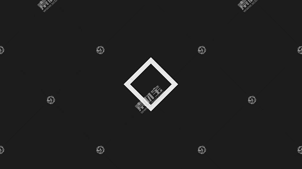 黑色,菱形,抽象,极简主义,艺术品383292