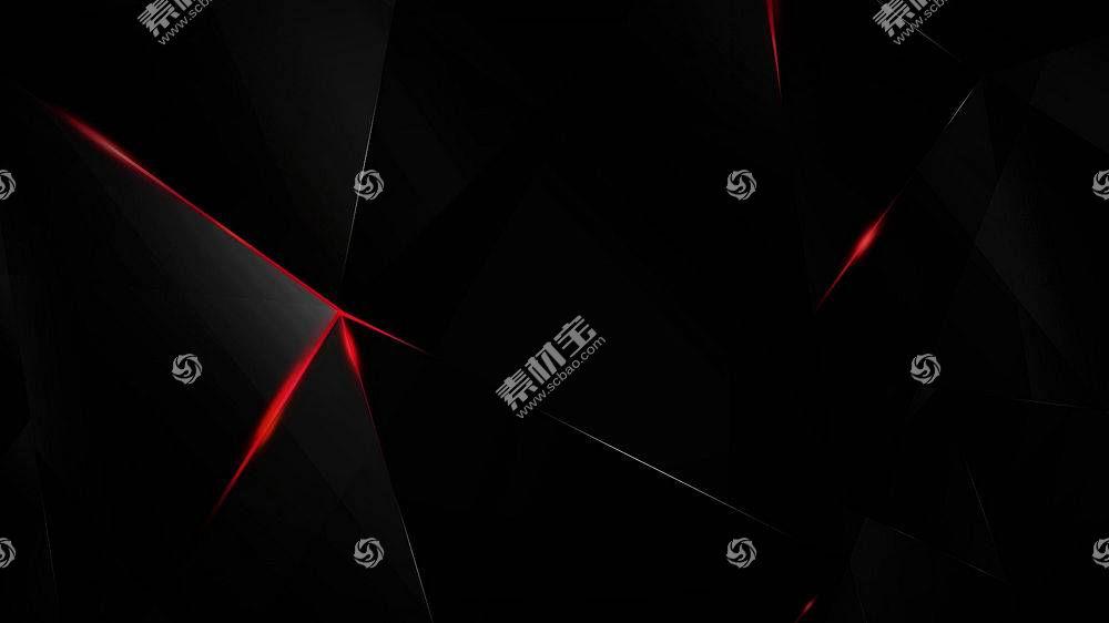 黑色,黑暗,抽象,3D,碎片,玻璃,红438352图片