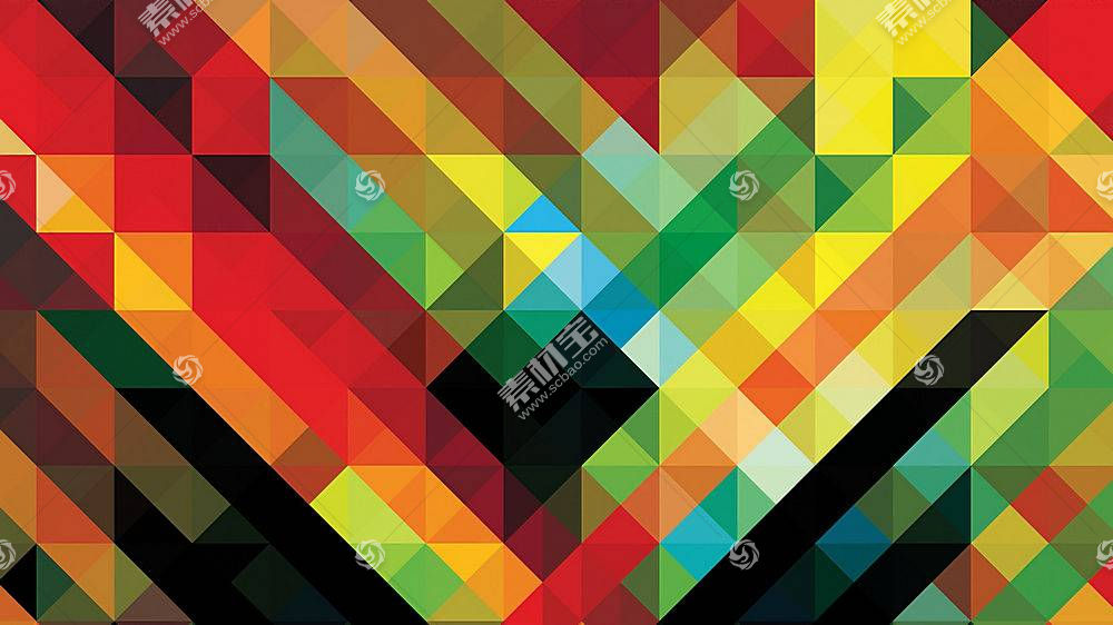非洲高科技,安迪吉尔摩,几何,华美,抽象,模式26475