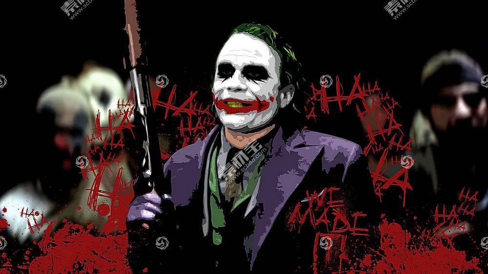 电影,蝙蝠侠,黑暗骑士,滑稽角色,MessenjahMatt51991