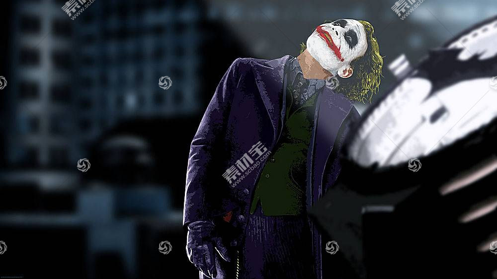 电影,蝙蝠侠,黑暗骑士,滑稽角色,MessenjahMatt52015