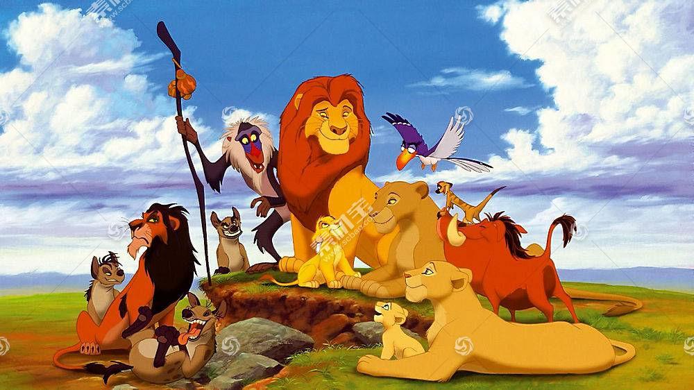 电影,狮子王,Rafiki,迪士尼,木法沙,辛巴,蒂莫,Pumba,俎,纳拉,动