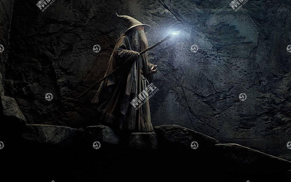 电影,甘道夫,霍比特人2:史矛革之战,巫师,泛着180927