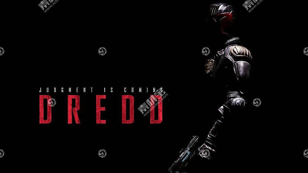 电影,的Dredd,特雷德法官52348