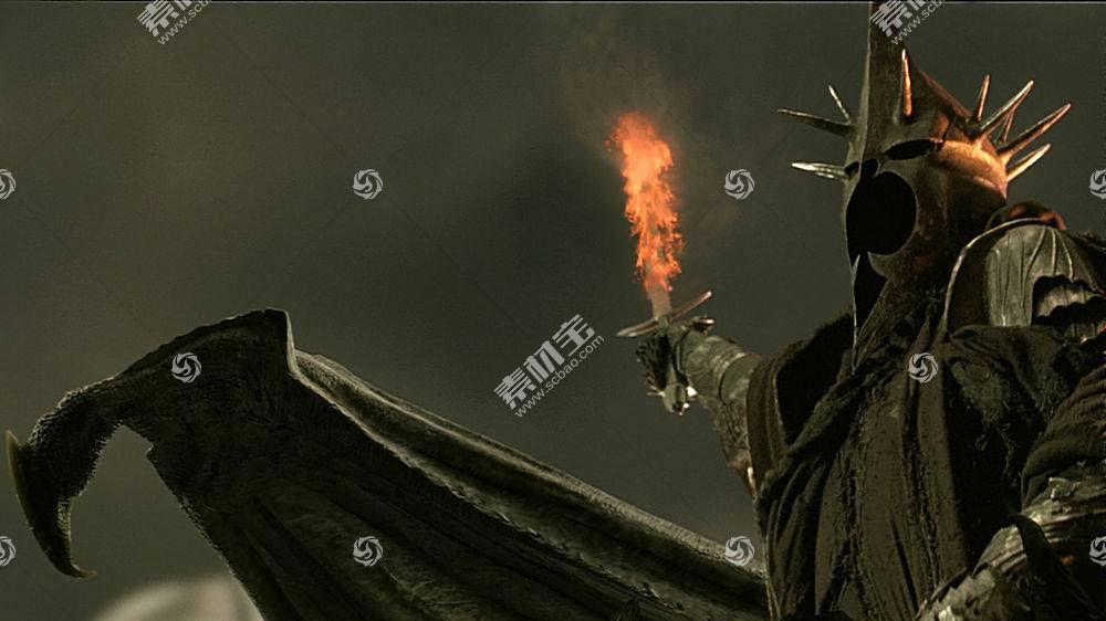 电影,指环王,指环王:国王的归来,戒灵?l53583