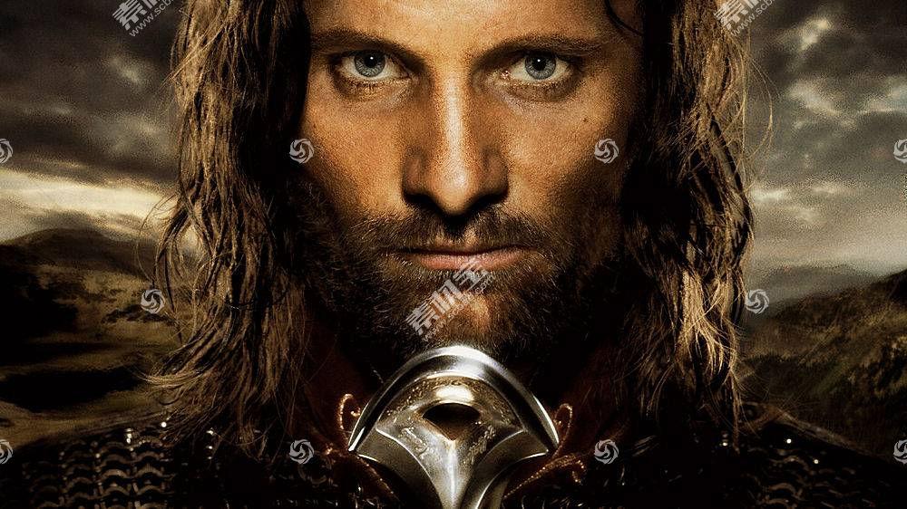 电影,指环王,指环王:国王的归来,阿拉贡,维果莫特森53582