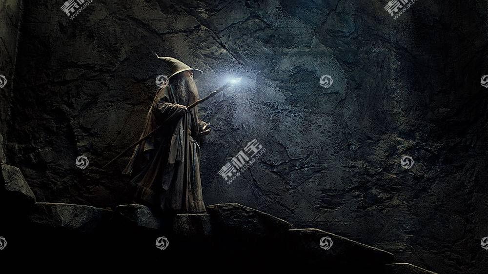 电影,指环王,霍比特人,霍比特人2:史矛革之战,甘道夫409416