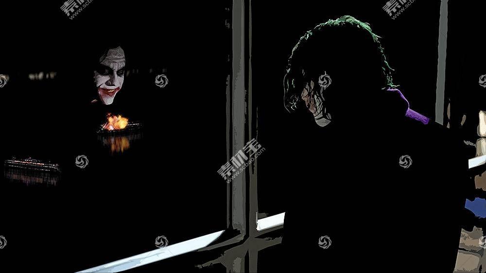 电影,蝙蝠侠,动漫,滑稽角色,黑暗骑士,MessenjahMatt52012