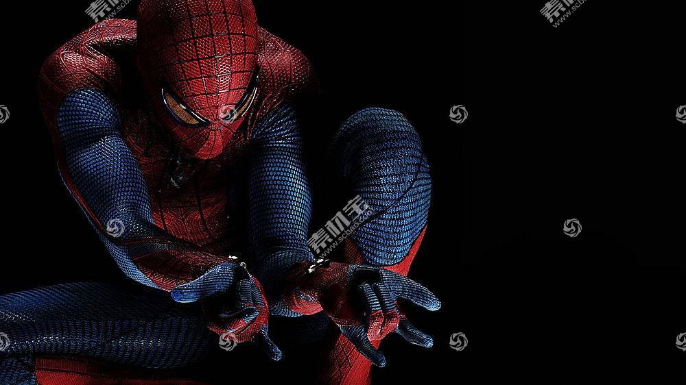 猩红色蜘蛛,电影,蜘蛛侠47541