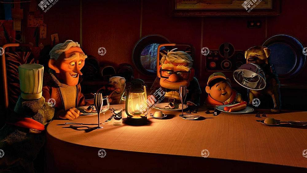 电影,Up(电影),动画电影,皮克斯动画工作室54098