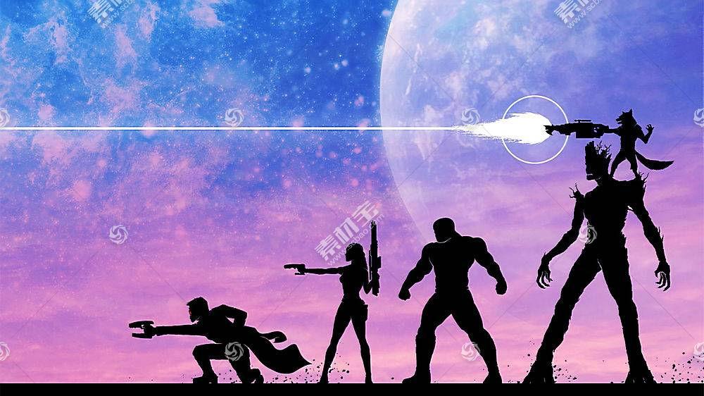 漫威漫画,漫画,银河护卫队,惊奇的电影宇宙571101
