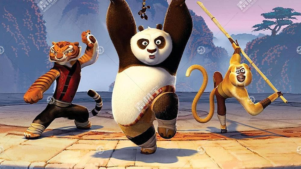 电影,功夫熊猫,动画电影53547