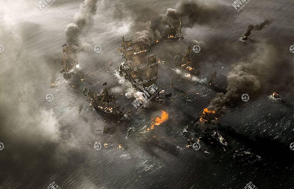 电影,加勒比海盗:死人不告诉故事,加勒比海盗537884