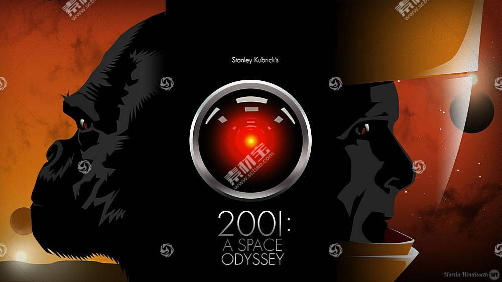 2001年:太空奥德赛,HAL 9000,电影50132
