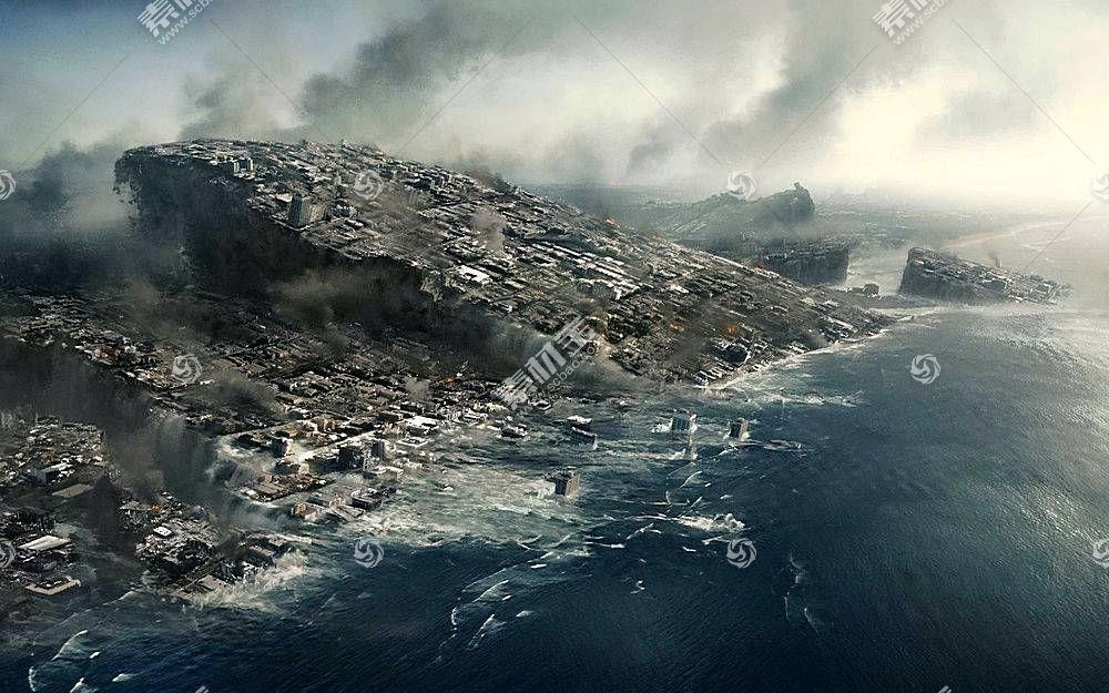2012(电影),世界末日,电影,洛杉矶,未来95300
