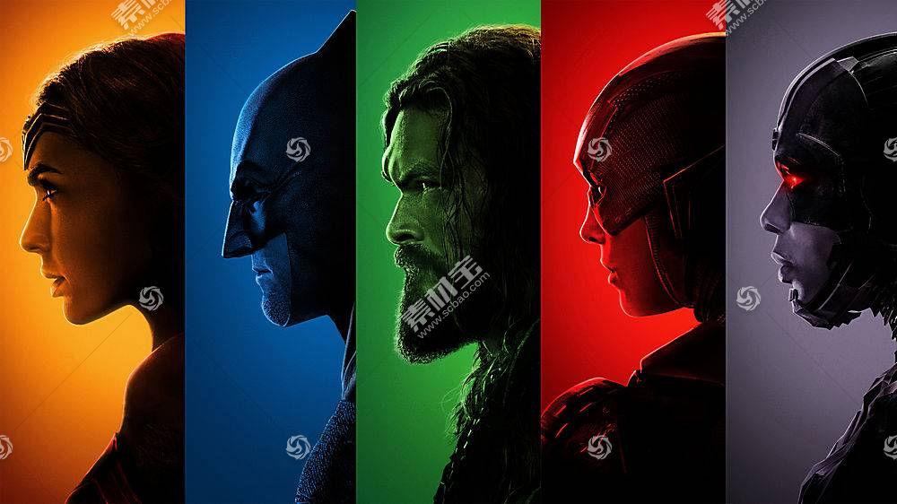 DC漫画,神奇女侠,正义联盟,正义联盟(2017),蝙蝠侠,电影,闪光57
