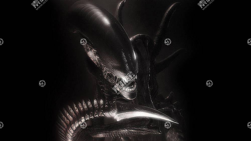 H.R.Giger,外星人(电影),Xenomorph,艺术品,科幻小说,恐怖11376