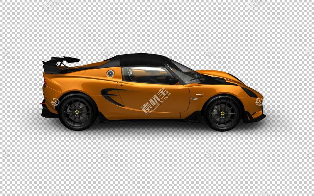 跑车莲花Exige莲花汽车,莲花PNG剪贴画橙色,汽车,运输方式,性能汽
