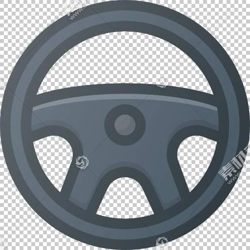 铝合金轮子汽车汽车转向轮毂帽轮辐,汽车PNG剪贴画汽车,运输,车辆