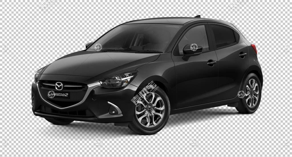 马自达Demio汽车日产Smart Fortwo,马自达PNG剪贴画紧凑型轿车,轿