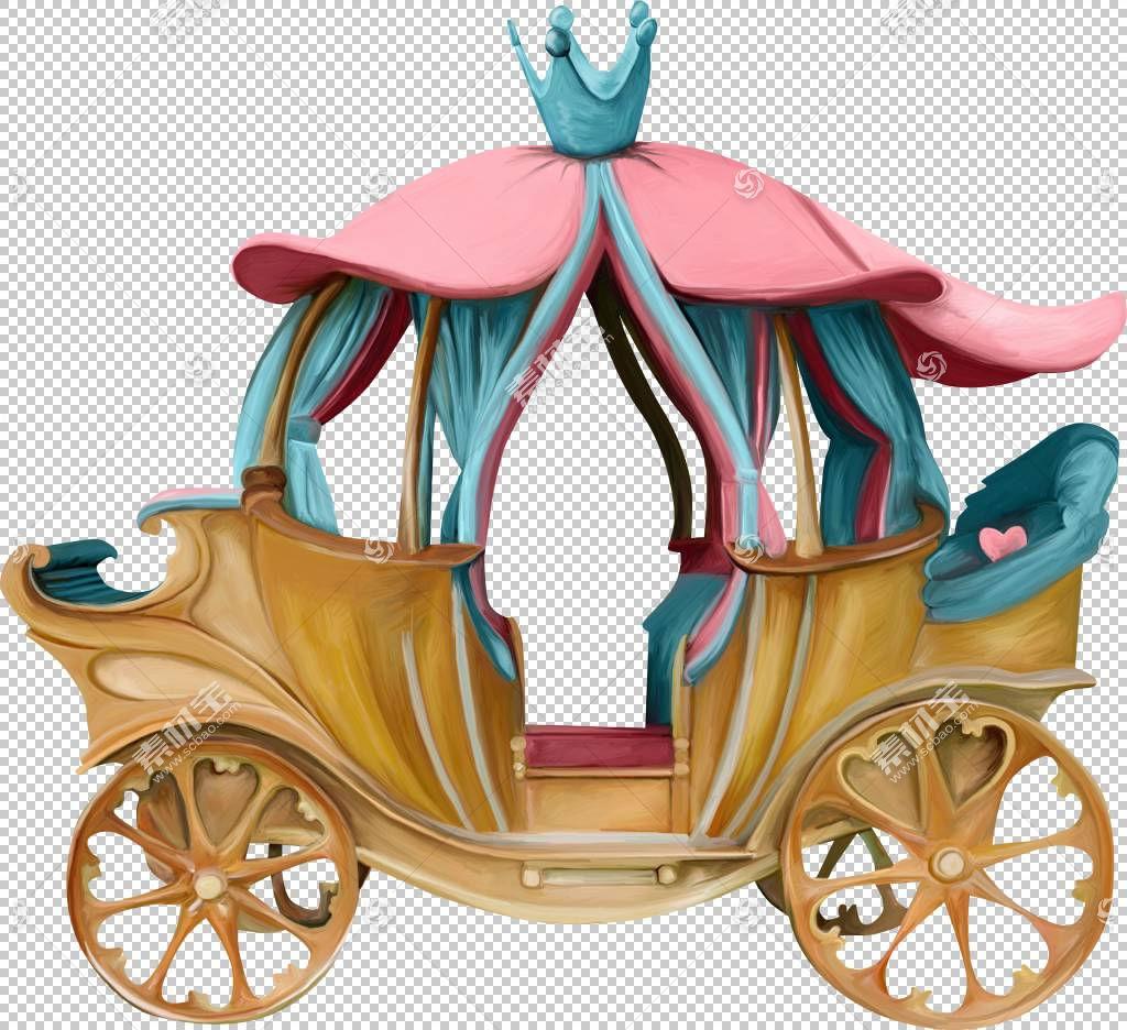 马车,灰姑娘PNG剪贴画汽车,卡通,运输,车辆,运输,战车,车,点PerIn