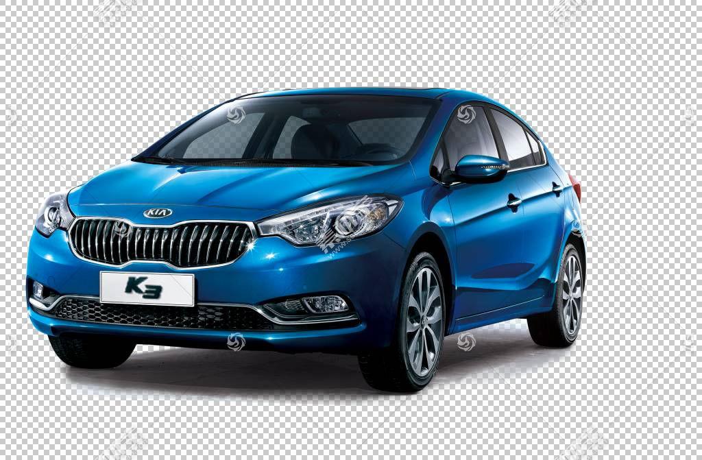 起亚汽车汽车现代汽车公司起亚Cadenza现代汽车集团,蓝色起亚K3 P