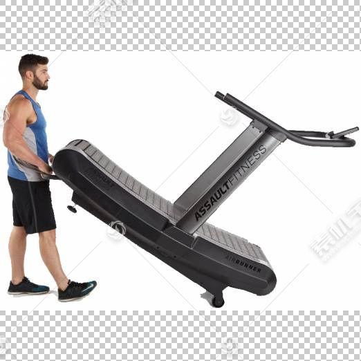 跑步机Precor公司椭圆训练员锻炼耐力,创意曲线PNG剪贴画体育健身