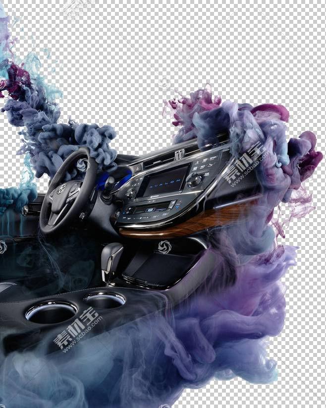 洛杉矶2013丰田阿瓦隆汽车广告,紫烟PNG剪贴画电脑壁纸,美国,手机