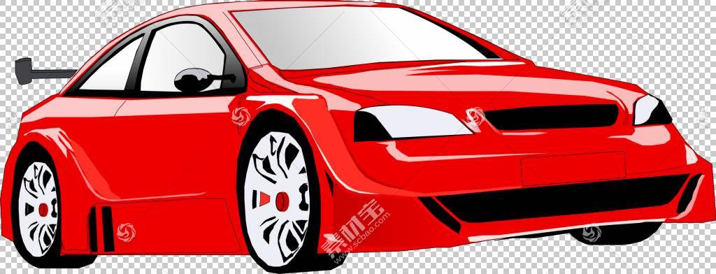 跑车Enzo Ferrari Lamborghini Murcixc3xa9lago,Red Car的PNG剪