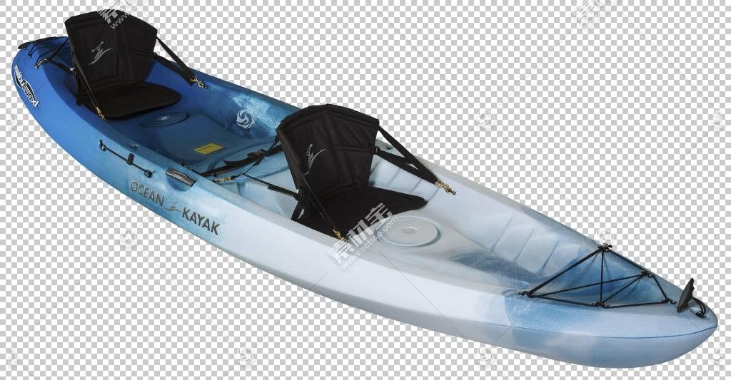 皮划艇钓鱼海上皮划艇鱼探仪,船舵PNG剪贴画运输方式,运动器材,车