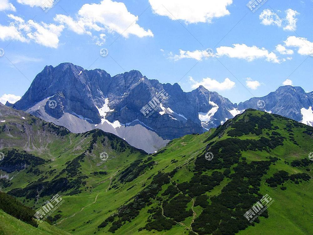 23724,地球,山,山脉,壁纸图片
