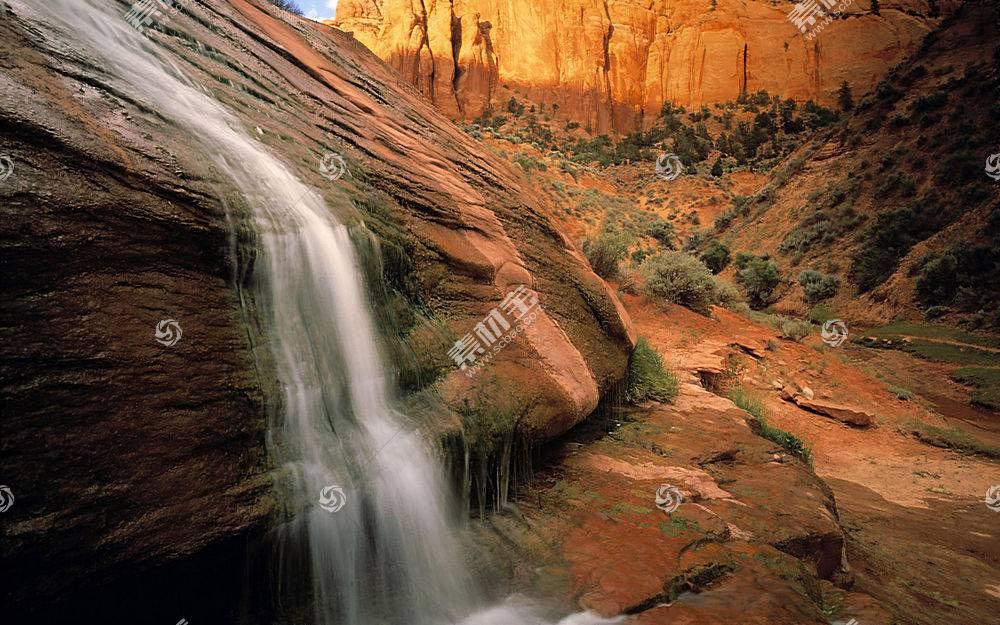 86652,地球,瀑布,瀑布,壁纸