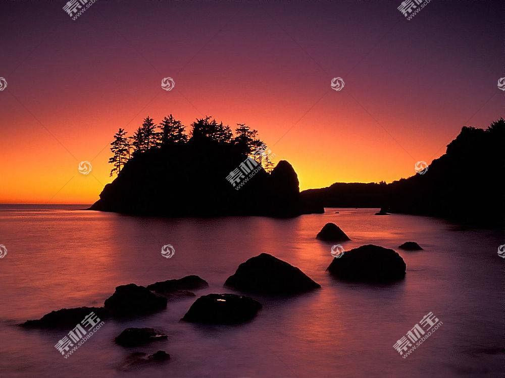 33072,地球,日落,壁纸图片