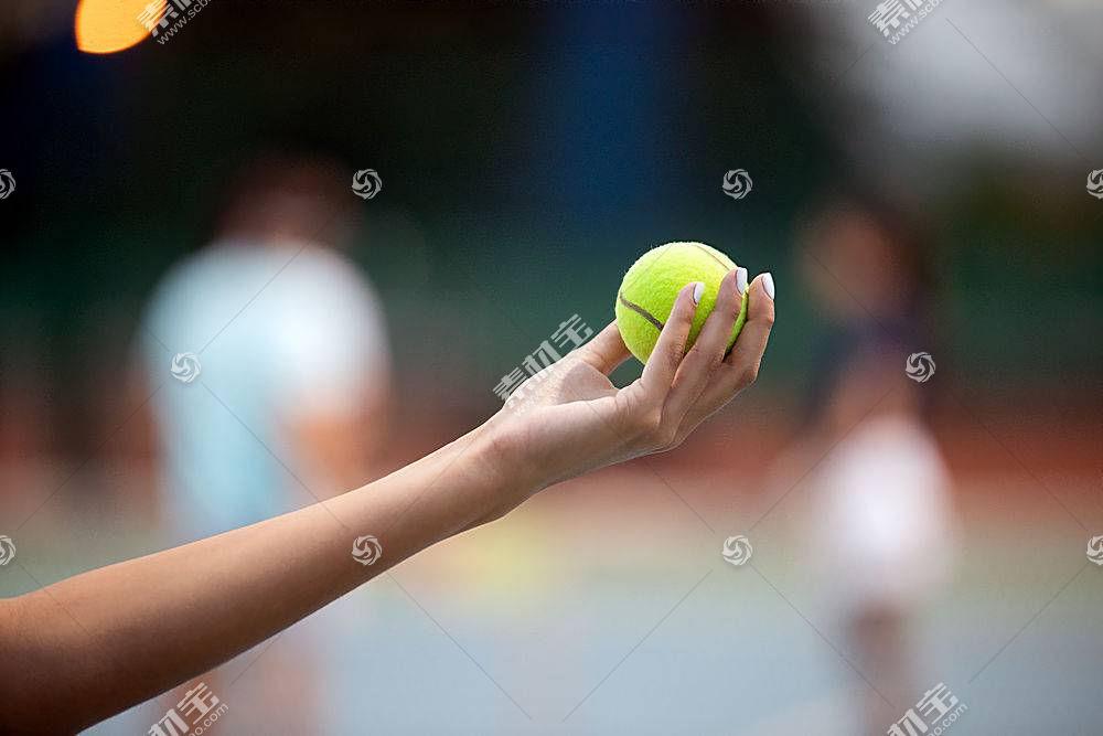 高清网球摄影