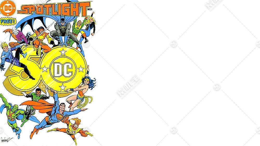 漫画壁纸,哥伦比亚特区,聚光灯,火星的,追捕者,勤务兵,风暴,超人,