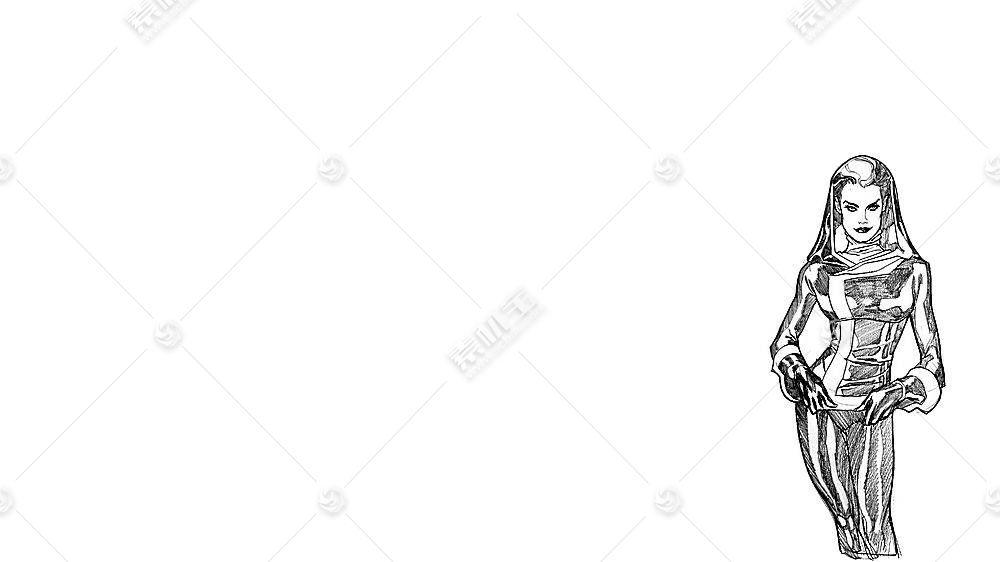 漫画壁纸,x战警,流氓,壁纸(5)
