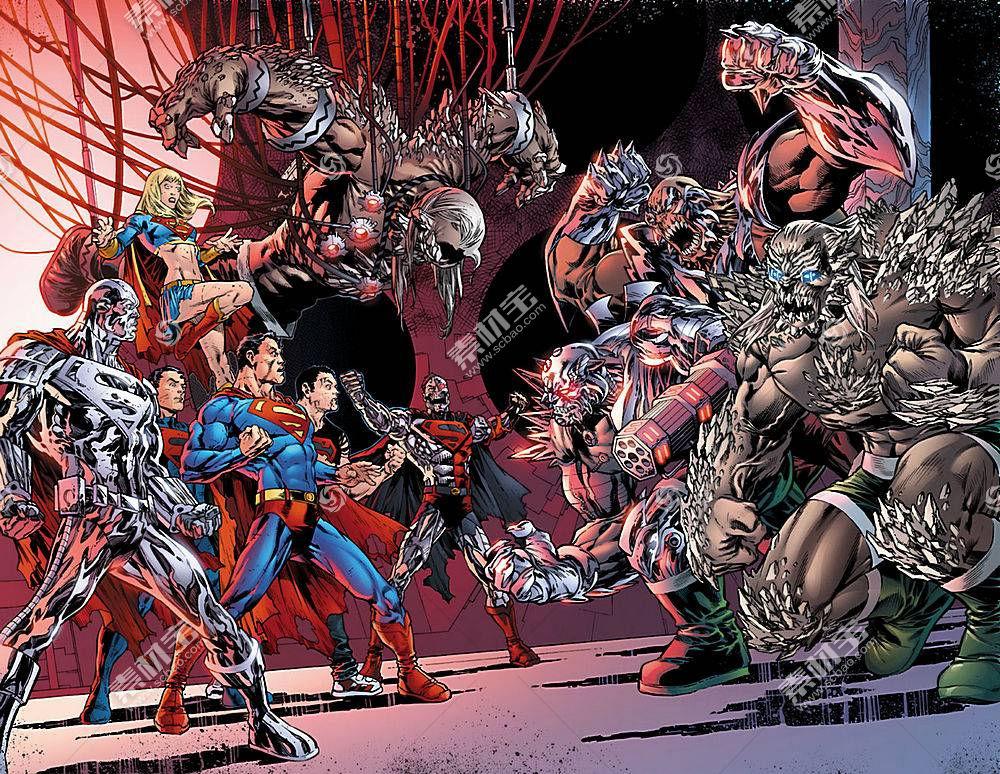 漫画壁纸,超人,超级女声,壁纸(1)