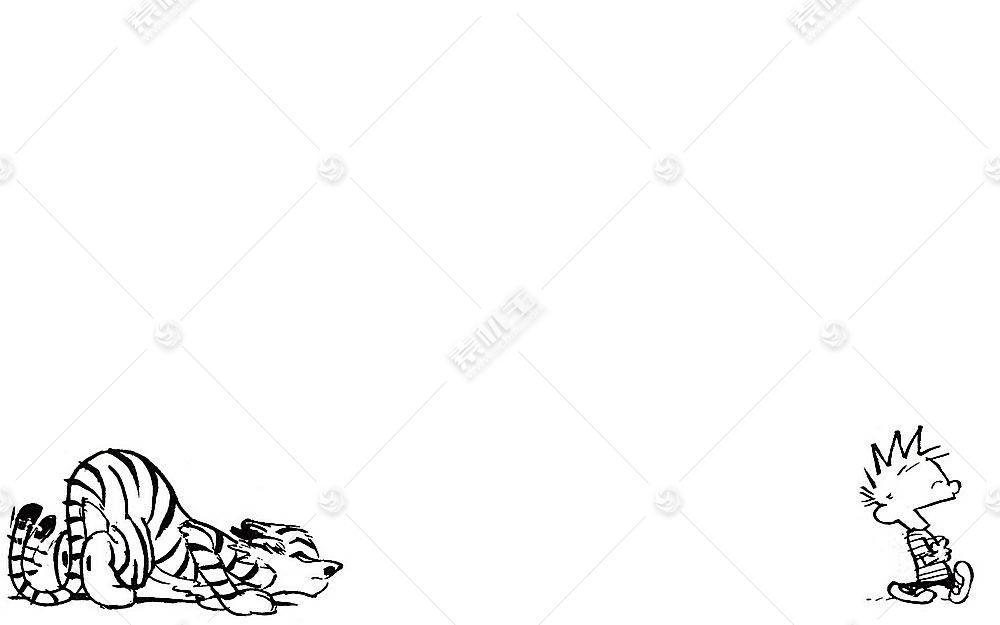 漫画壁纸,加尔文,霍布斯,霍布斯,加尔文,壁纸(8)