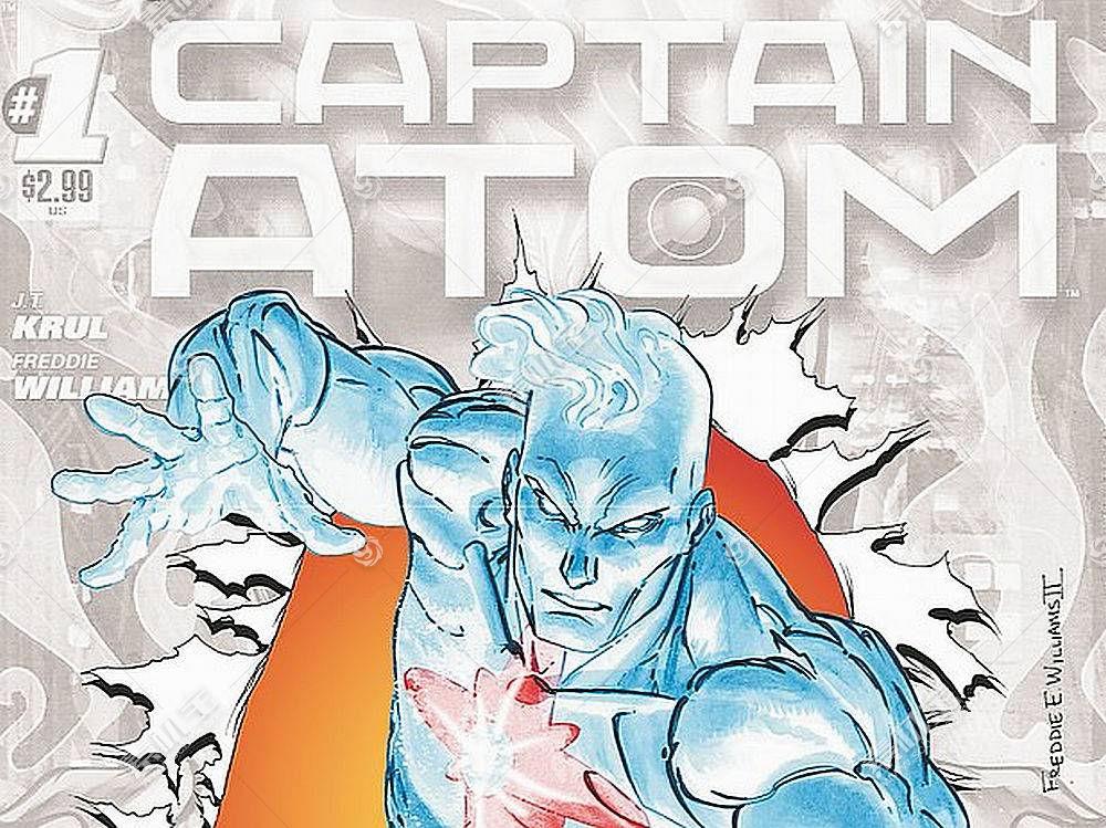 漫画壁纸,船长,原子,壁纸(8)