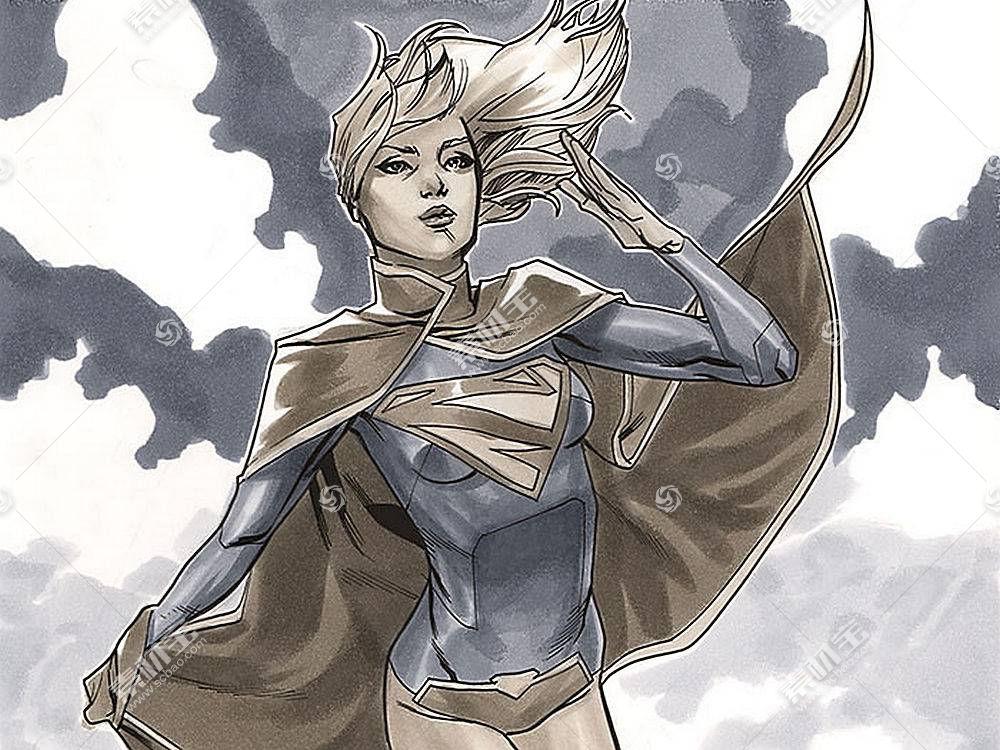 漫画壁纸,超级女声,壁纸(28)