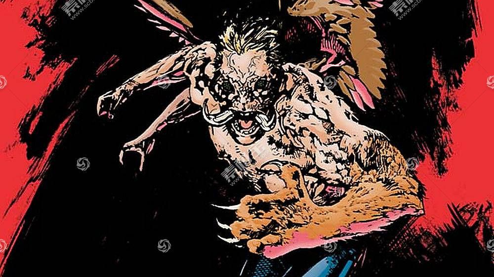 漫画壁纸,动物,男人,壁纸