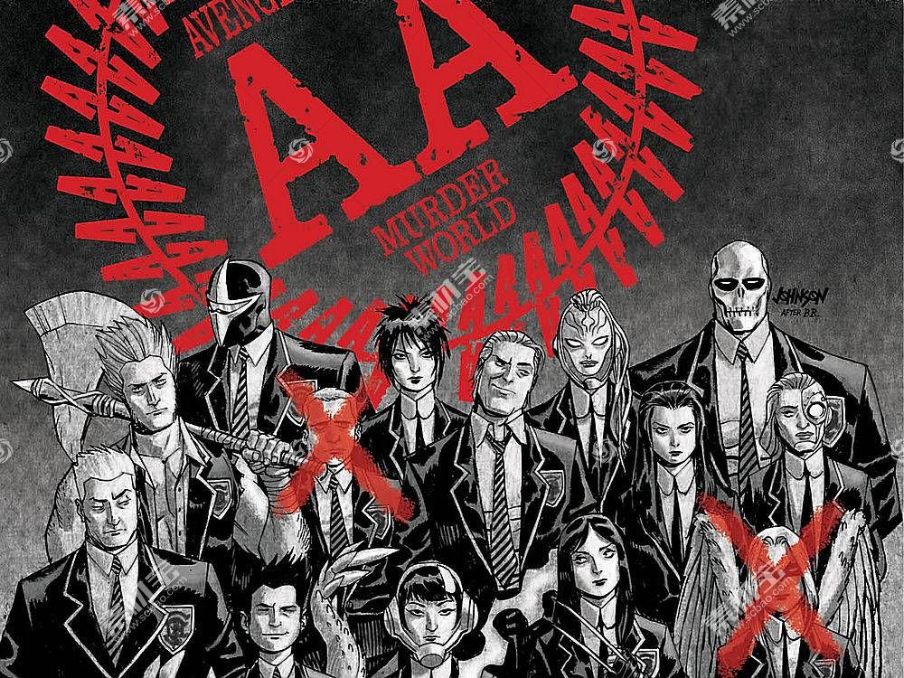 漫画壁纸,复仇者联盟,学院,堡垒,壁纸