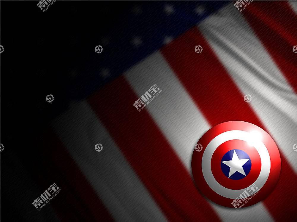 漫画壁纸,船长,美国,壁纸(31)