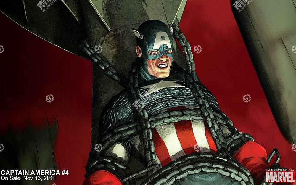 漫画壁纸,船长,美国,壁纸(36)