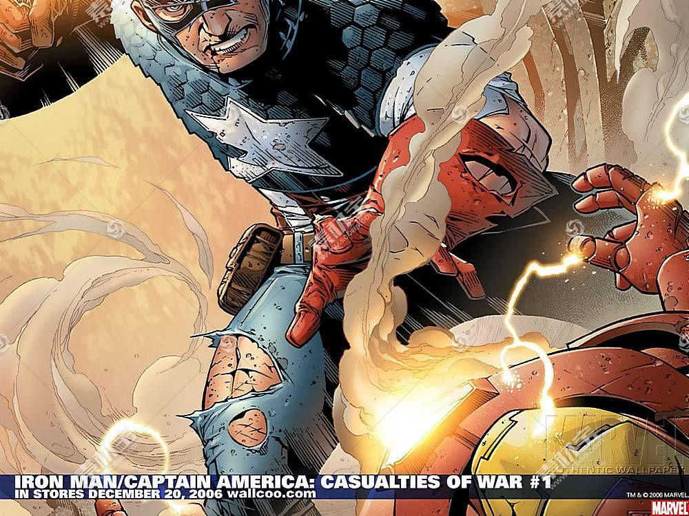 漫画壁纸,船长,美国,壁纸(39)