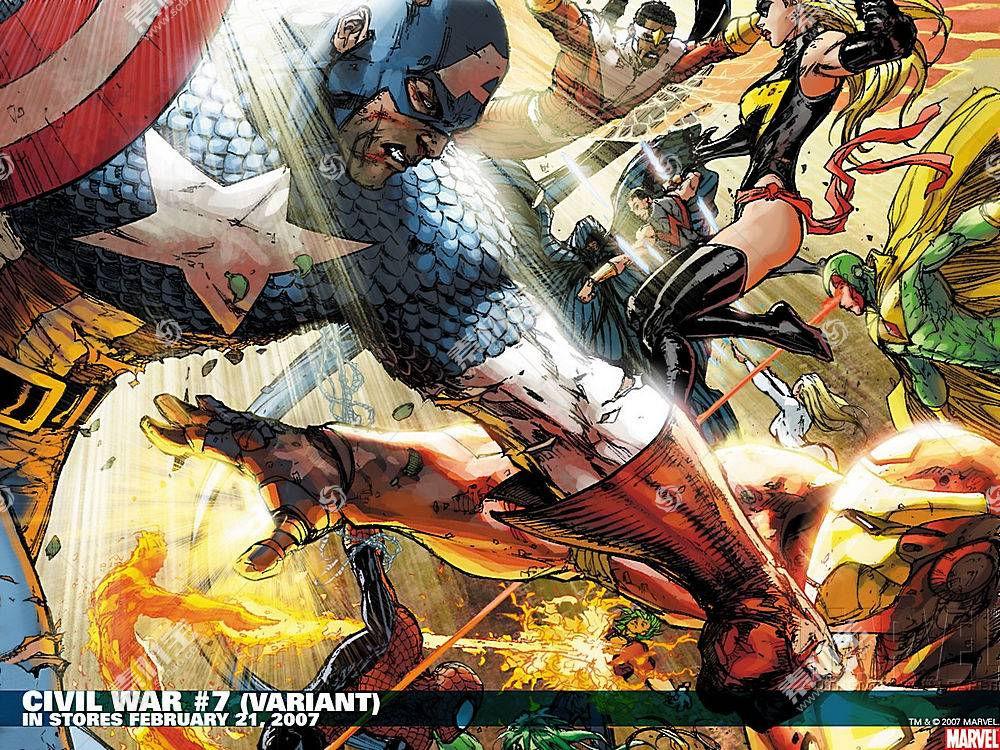 漫画壁纸,船长,美国,壁纸(40)