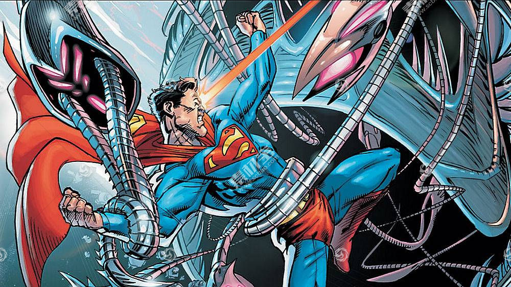 漫画壁纸,超人,壁纸(17)
