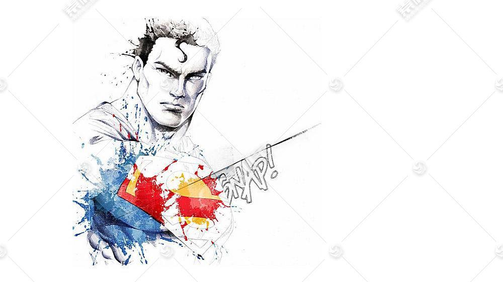 漫画壁纸,超人,壁纸(36)