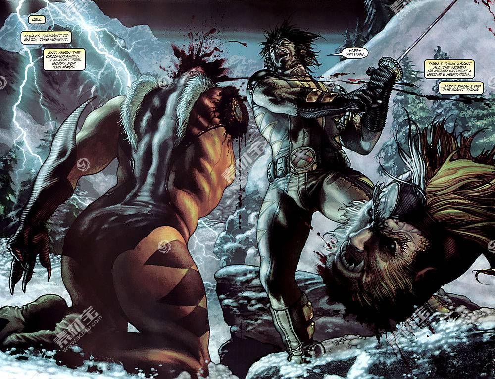 漫画壁纸,金刚狼,x战警,漫画壁纸,超级英雄,壁纸(11)